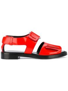 сандалии с широкими ремешками 3.1 Phillip Lim