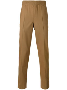 зауженные брюки с эластичном поясом Neil Barrett