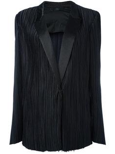 классический плиссированный пиджак Haider Ackermann