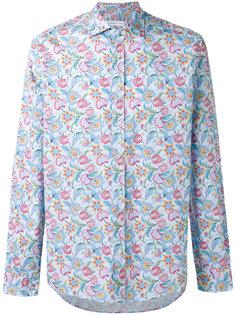 """рубашка с принтом """"пейсли"""" Etro"""