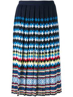 плиссированная юбка Aura Mary Katrantzou