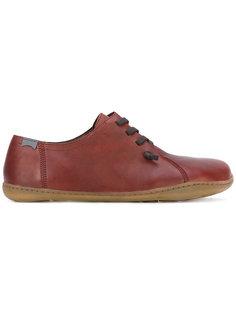 туфли со шнуровкой Camper
