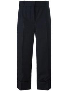 укороченные широкие брюки Thom Browne