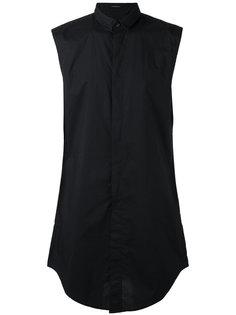 длинная рубашка без рукавов  Unconditional