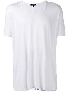 свободная футболка с U-образным вырезом Unconditional