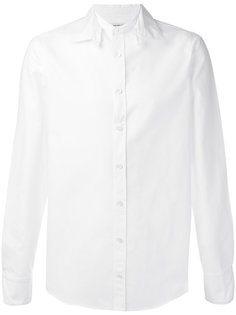 классическая рубашка с длинными рукавами Alexander McQueen