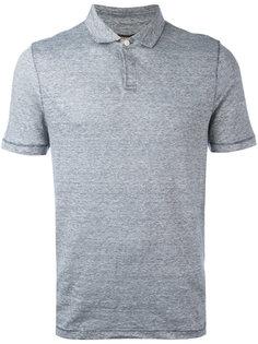 футболка-поло в тонкую полоску Michael Kors