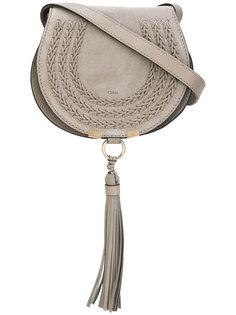 сумка с кисточкой Mini Marcie Chloé