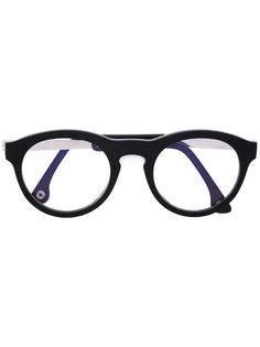 очки в оправе круглой формы Vinylize