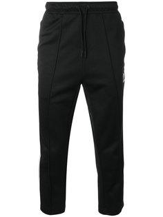укороченные спортивные брюки Adidas