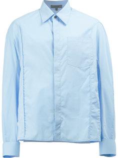 рубашка с потайной планкой Lanvin