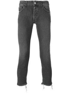 укороченные джинсы Kill Palm Angels