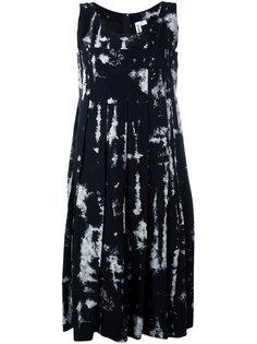 платье с принтом Comme Des Garçons