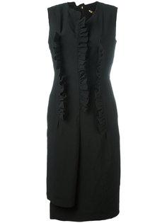 приталенное платье Comme Des Garçons