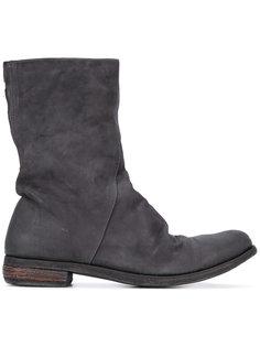 ботинки на молнии сзади A Diciannoveventitre