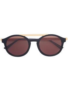 солнцезащитные очки в круглой оправе Thierry Lasry