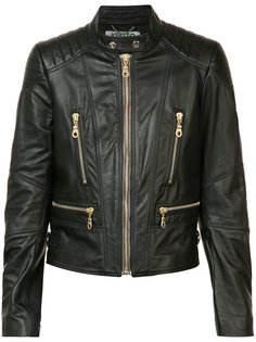 байкерская куртка Kenzo