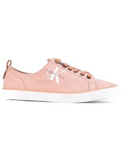 кроссовки с логотипом Calvin Klein