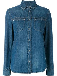 классическая джинсовая рубашка Diesel
