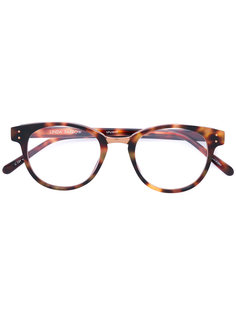 солнцезащитные очки со съемными линзами Linda Farrow