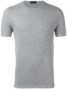 трикотажная футболка  Zanone