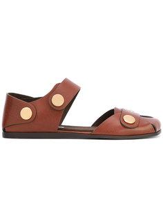 сандалии с закрытым носком Stella McCartney