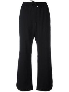 спортивные брюки с эластичным поясом Ermanno Scervino