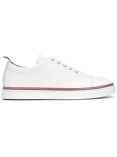 классические кроссовки на шнуровке Thom Browne