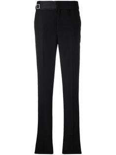 брюки кроя скинни Saint Laurent