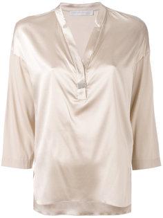 блузка с V-образным вырезом Fabiana Filippi