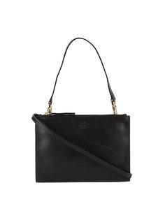 маленькая сумка через плечо lucca Atp Atelier