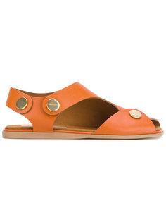 сандалии с открытым носком Stella McCartney