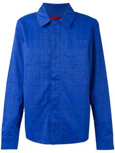 куртка рубашечного типа с потайной застежкой The North Face