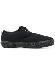 кроссовки на шнуровке Comme Des Garçons