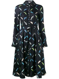 платье-рубашка Olympia Le-Tan