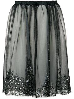 многослойная тюлевая юбка с пайетками Loyd/Ford