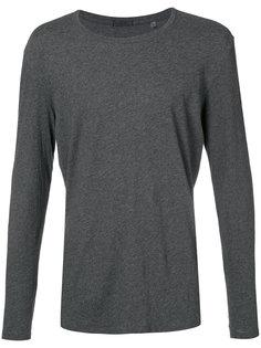 классическая футболка с длинными рукавами Atm Anthony Thomas Melillo
