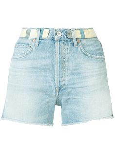 джинсовые шорты Citizens Of Humanity