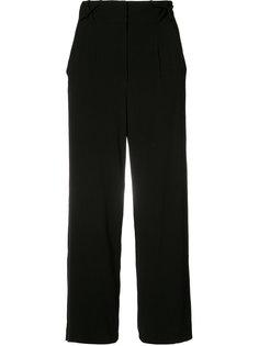 укороченные брюки Nicole Miller