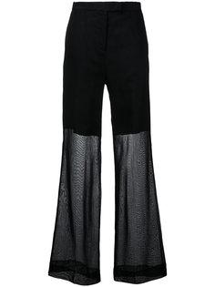 широкие брюки  Yang Li