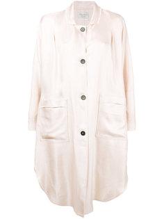 пальто на пуговицах Forte Forte