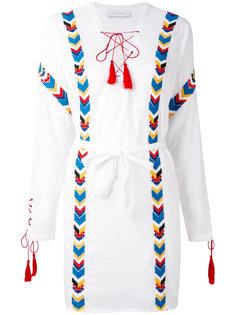платье с кисточками Rapid Ash