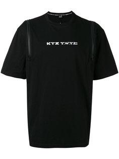 футболка T.W.T.C  KTZ