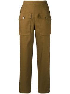 брюки карго Chloé