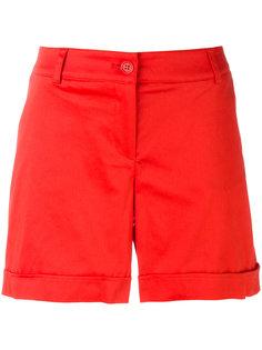 шорты с отворотами P.A.R.O.S.H.