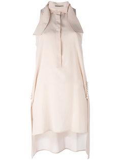 блузка без рукавов Ermanno Scervino