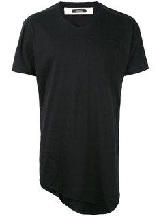 двухслойная футболка A New Cross