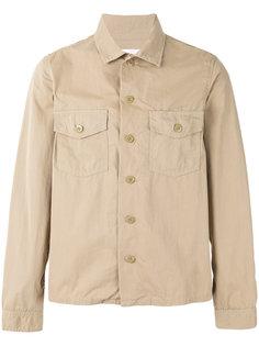 куртка с косым воротником Ganryu Comme Des Garcons