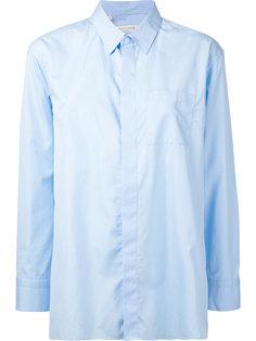 классическая рубашка бойфренда Mackintosh