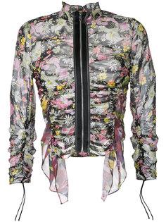 куртка с цветочным принтом 3.1 Phillip Lim